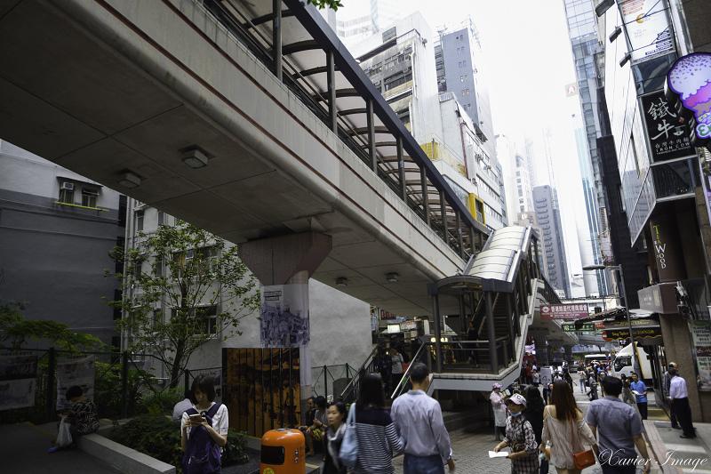 香港中環至半山自動扶梯 10