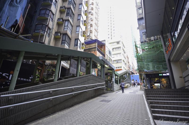 香港中環至半山自動扶梯 6
