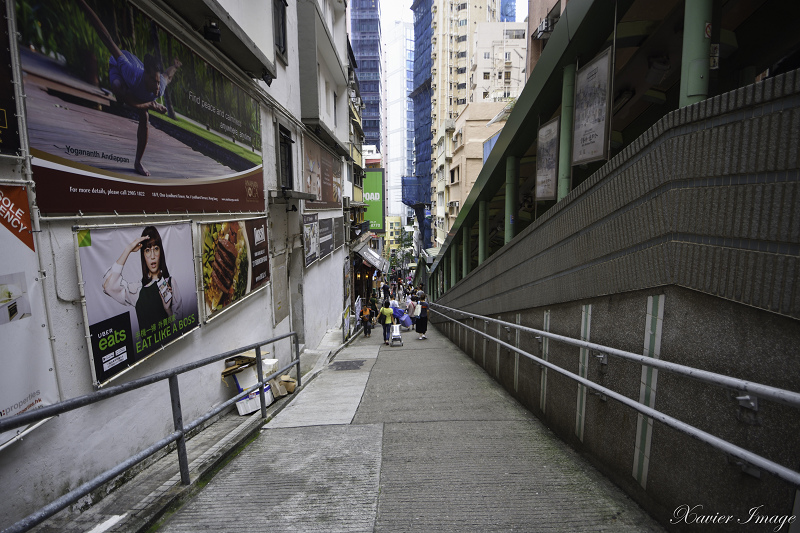 香港中環至半山自動扶梯 8