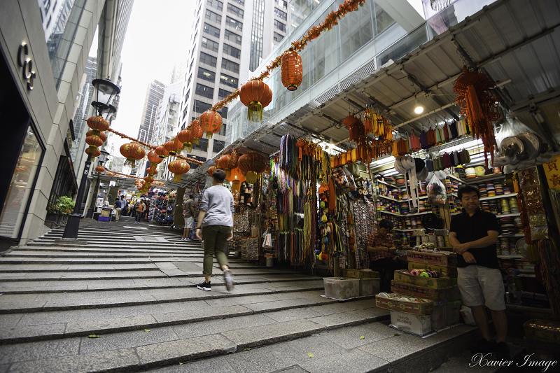 香港中環石板街_砵甸乍街 9