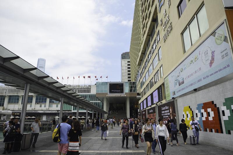 香港_尖沙咀_海港城