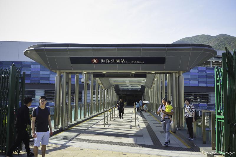 港鐵_海洋公園站