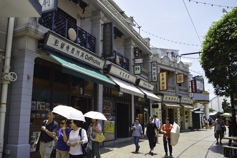 香港海洋公園_香港老大街 8