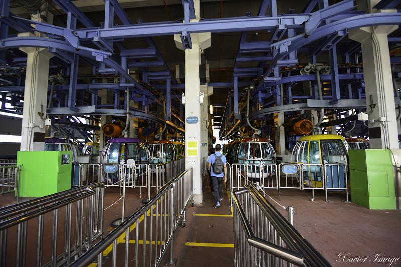 香港海洋公園_登山纜車 3