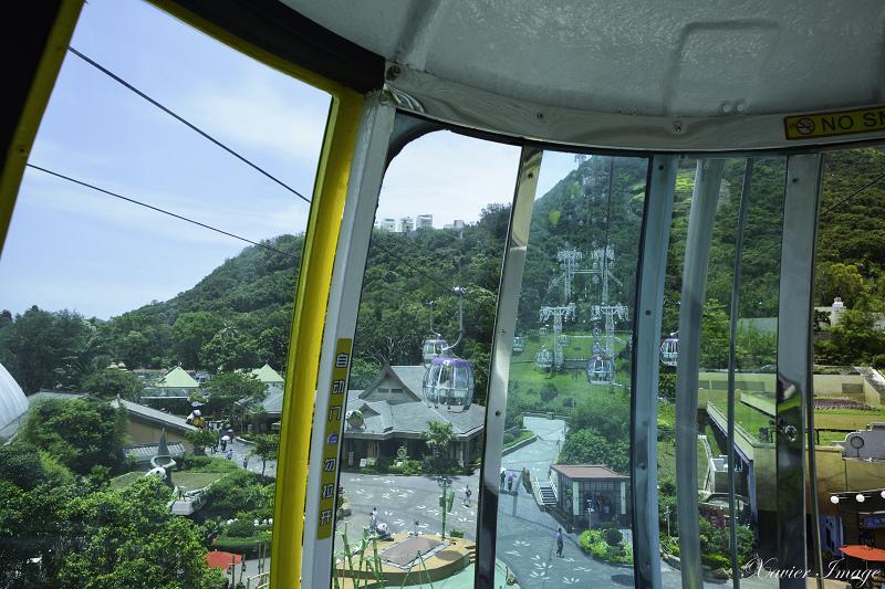 香港海洋公園_登山纜車 5
