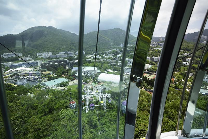 香港海洋公園_登山纜車 6