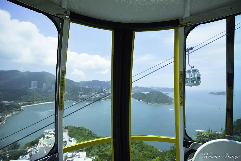 香港海洋公園_登山纜車 7