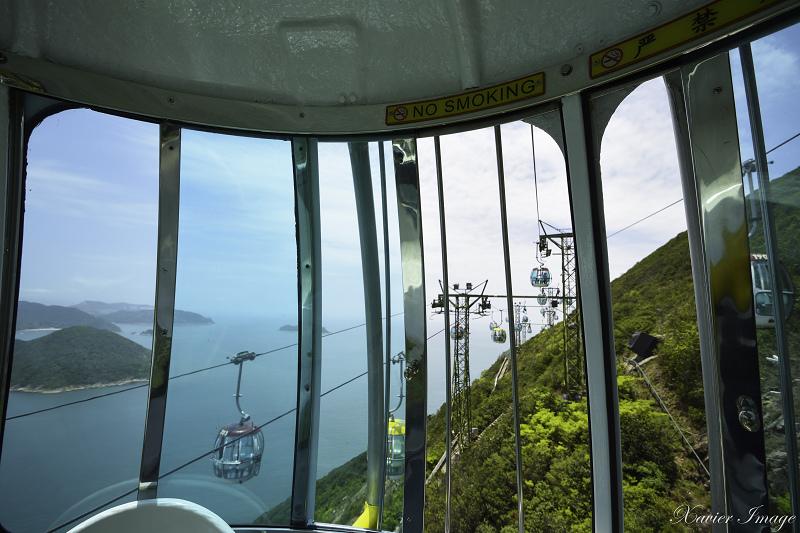 香港海洋公園_登山纜車 8