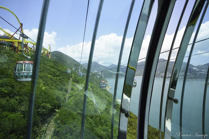 香港海洋公園_登山纜車 9