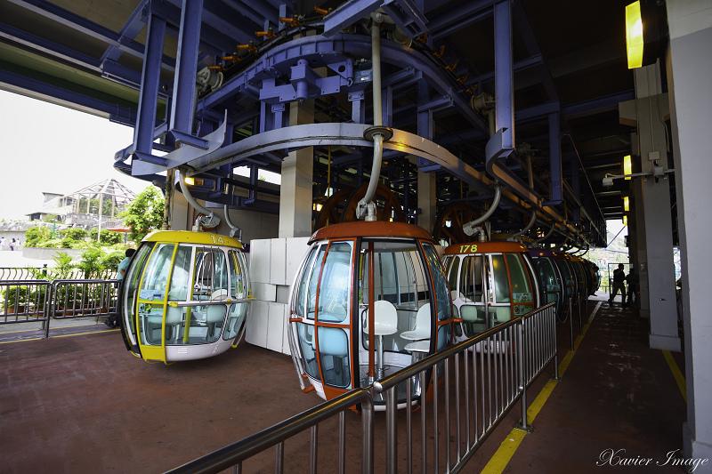 香港海洋公園_登山纜車 10