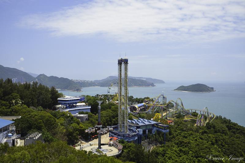 香港海洋公園_海洋天地