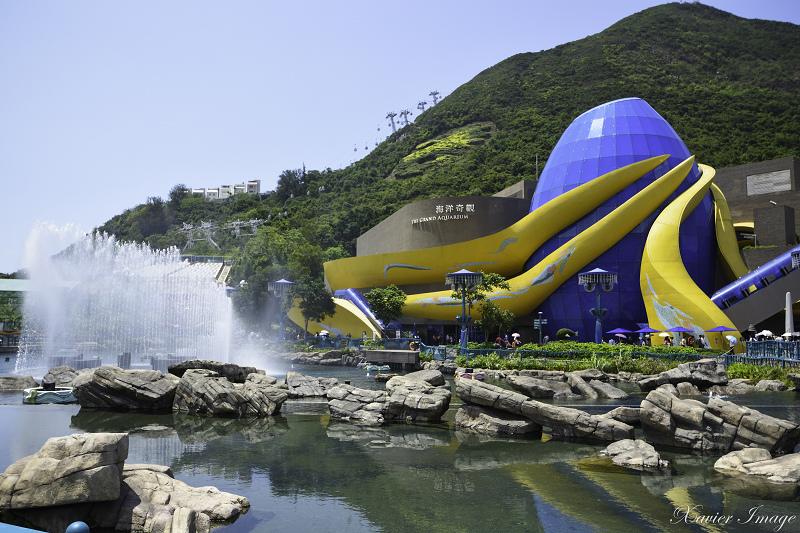 香港海洋公園_海洋奇觀