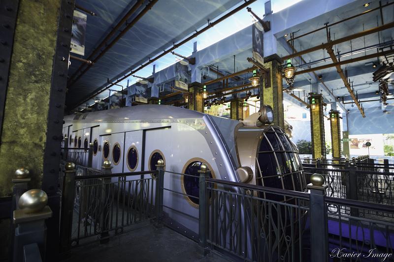 香港海洋公園_海洋列車