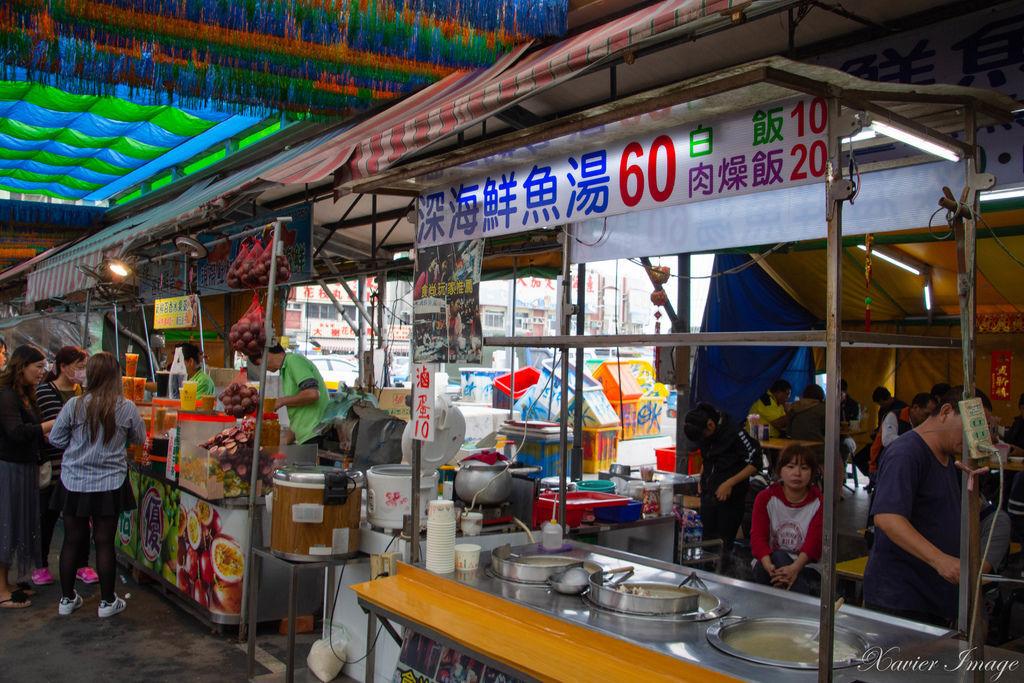 高雄興達港觀光漁市_深海鮮魚湯