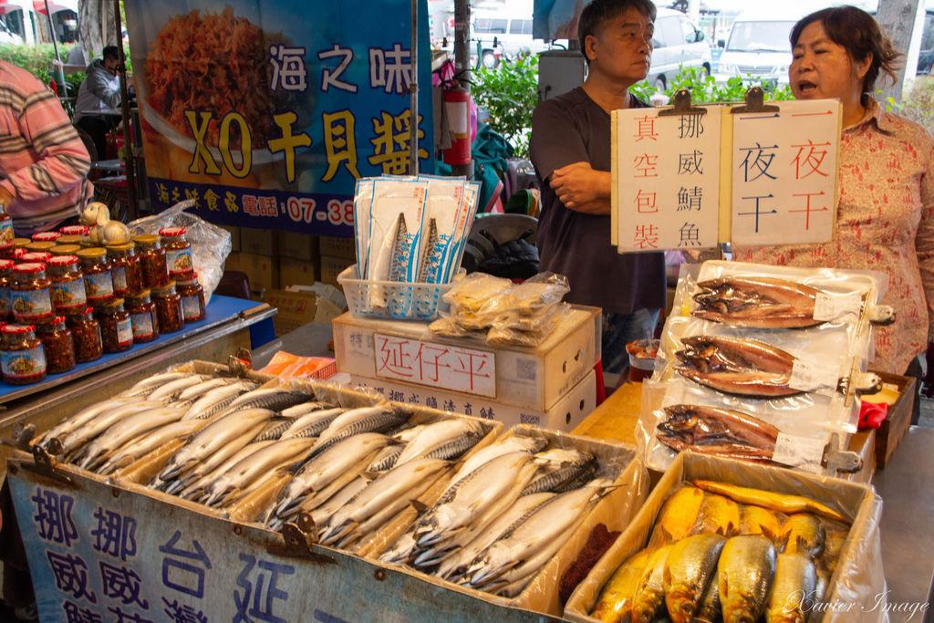 高雄興達港觀光漁市 7
