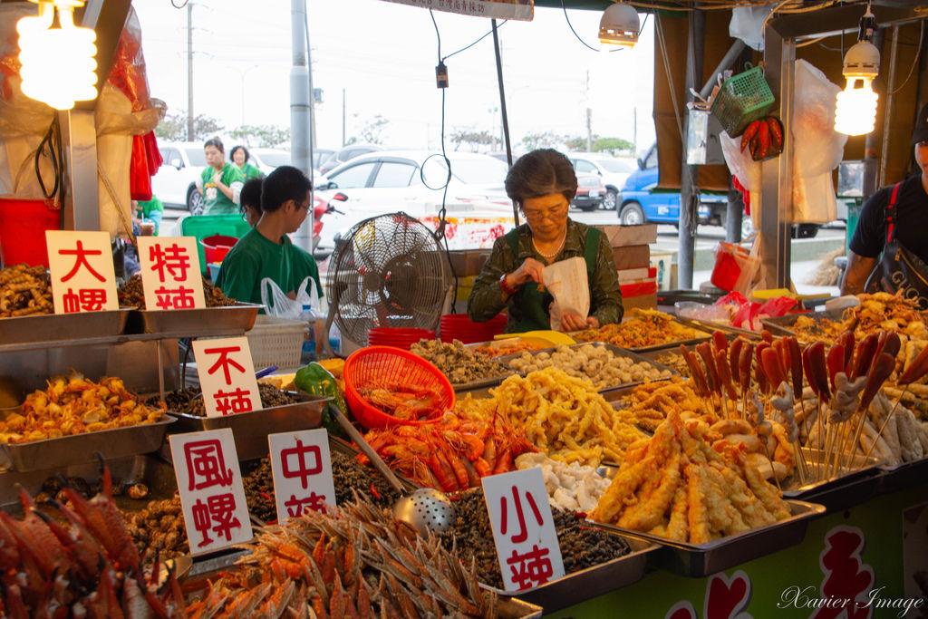 高雄興達港觀光漁市 8