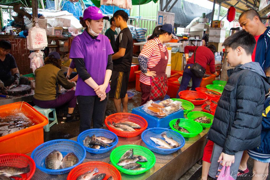 高雄興達港觀光漁市 14