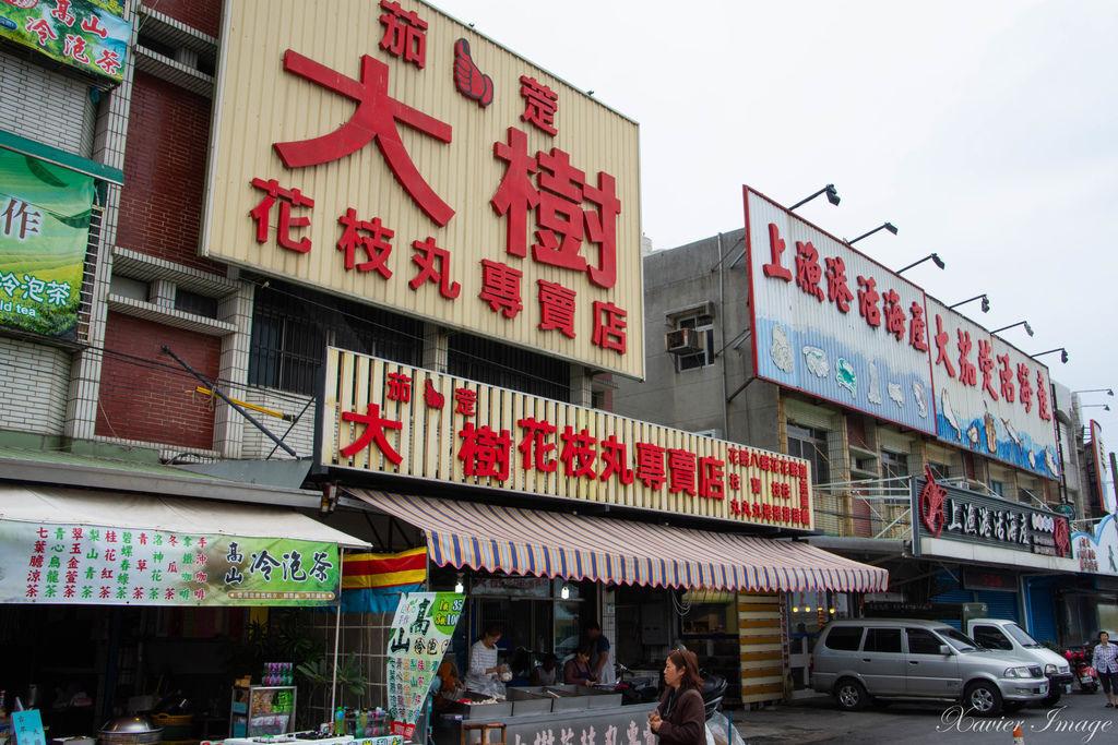 高雄興達港觀光漁市_海產餐廳