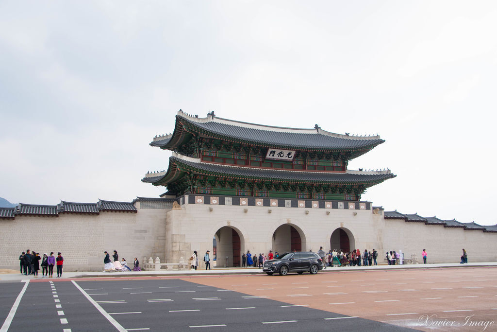 韓國首爾_光化門