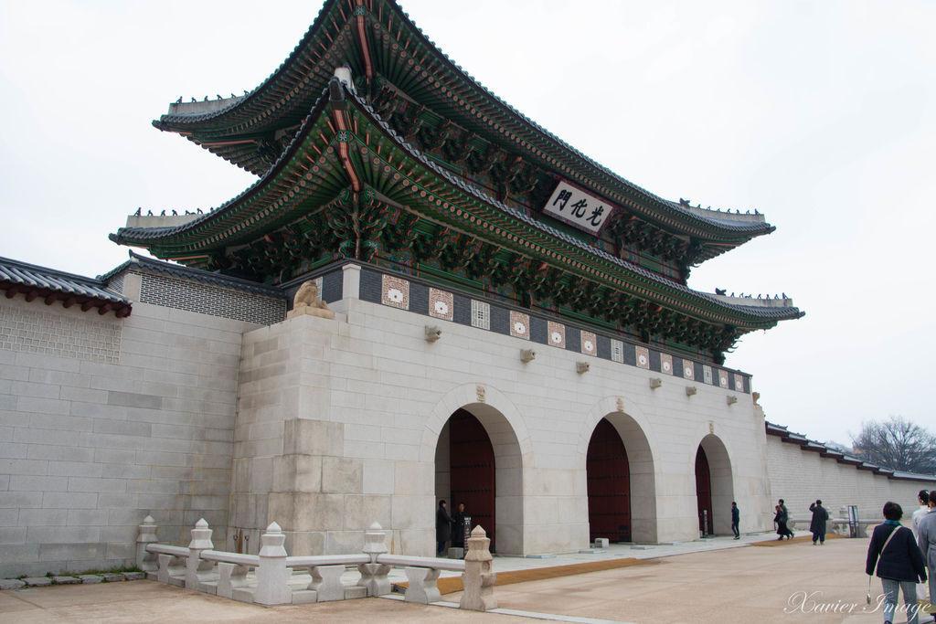 韓國首爾_光化門 2