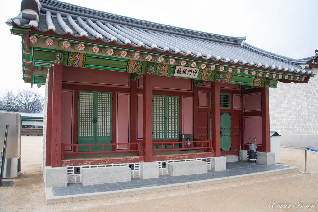 韓國首爾_光化門_守門將廳