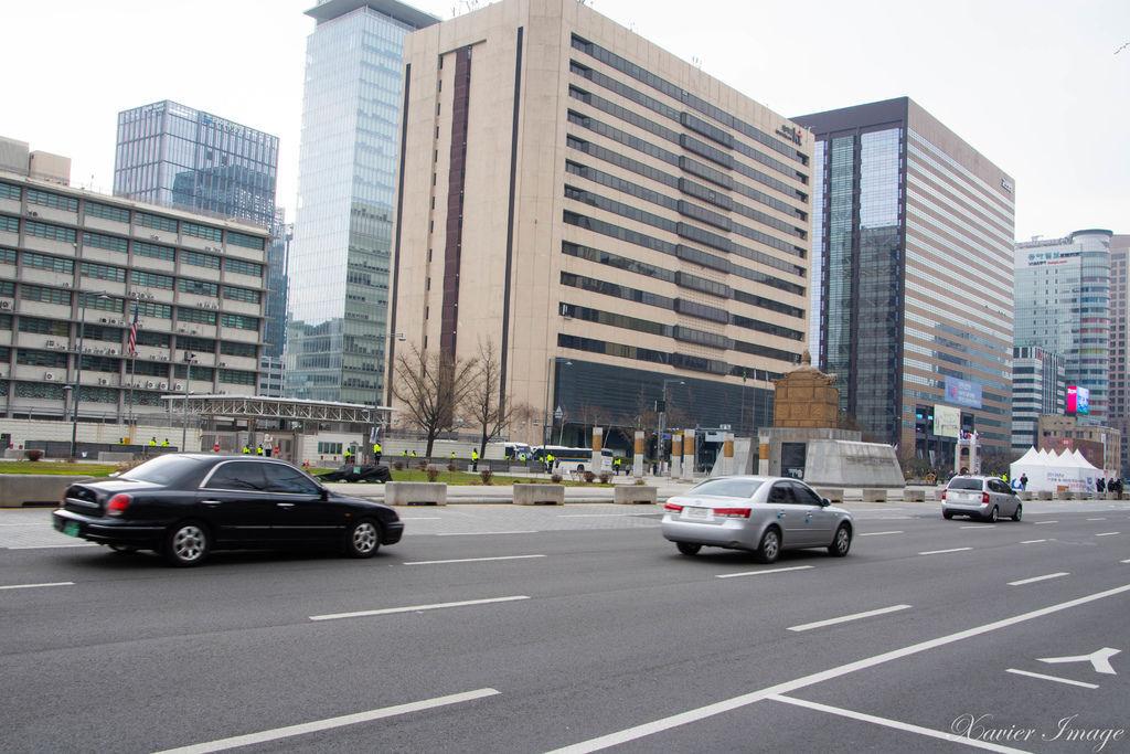 韓國首爾_光化門廣場 4