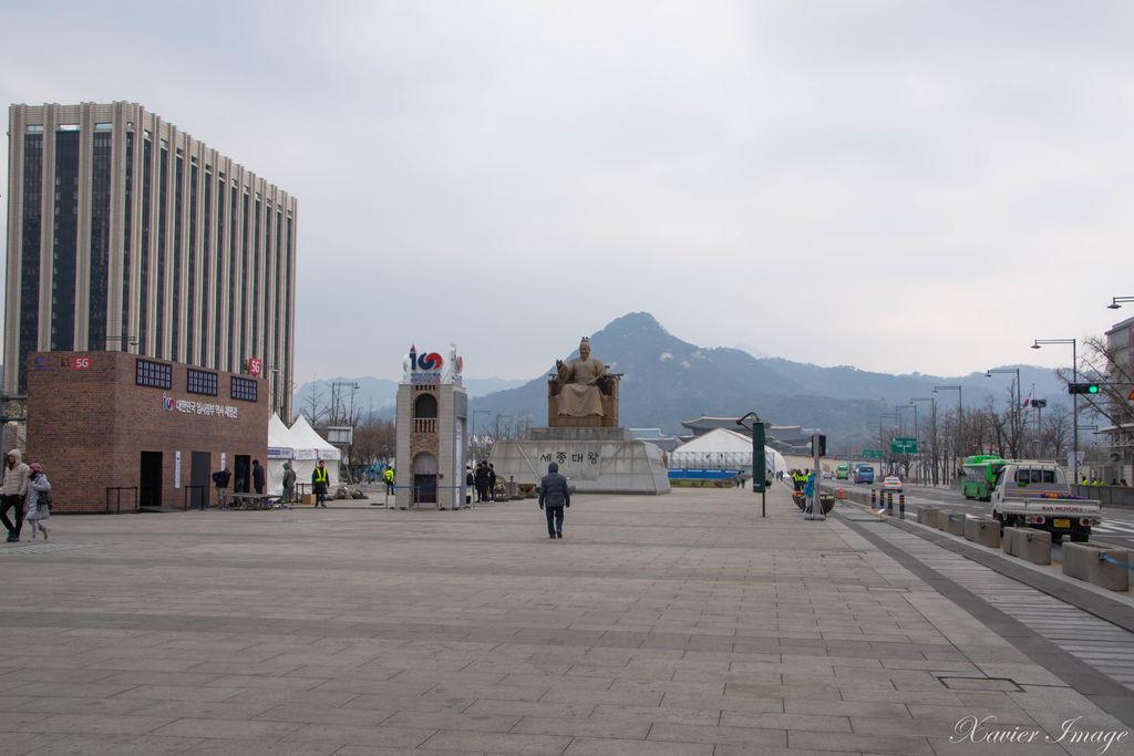 韓國首爾_光化門廣場 5
