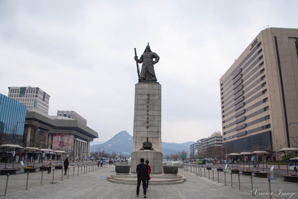 韓國首爾_光化門廣場 3