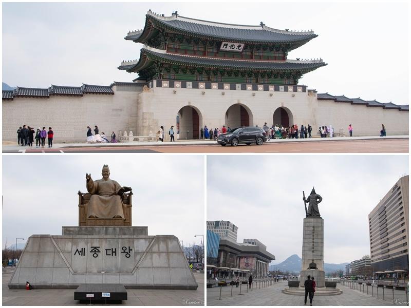 韓國首爾_光化門廣場_封面