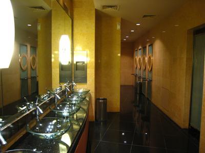 20070915 萊佛仕坊浮爾頓酒店-女廁