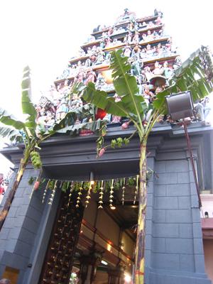 20070915 牛車水-馬里安曼印度廟
