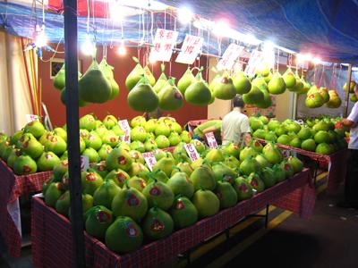 20070915 牛車水-泰國柚