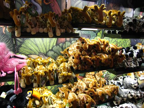 20070916 新加坡動物園紀念品店