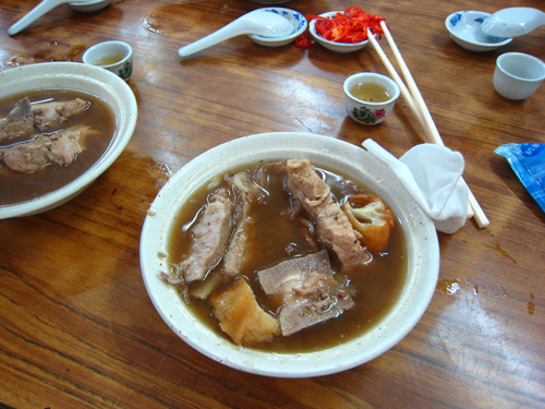20070916 黃亞細肉骨茶-肉骨茶