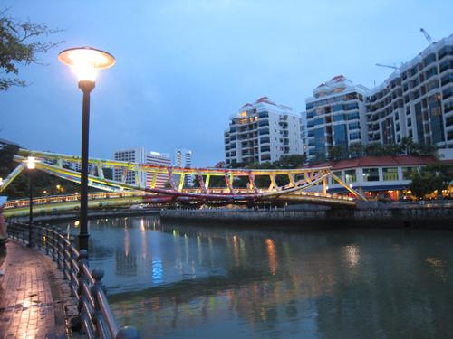 20070916 新加坡河畔