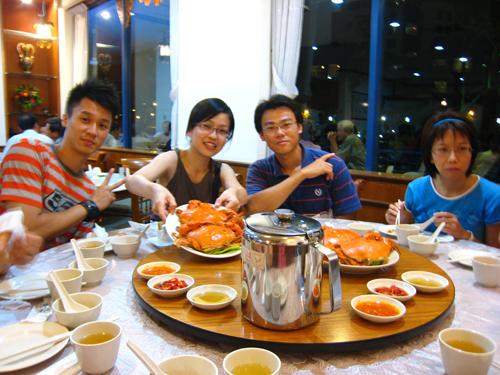 20070916 亮記潮州菜館-蟹