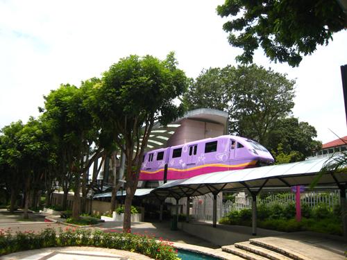 20070917 聖淘沙-Sentosa Express