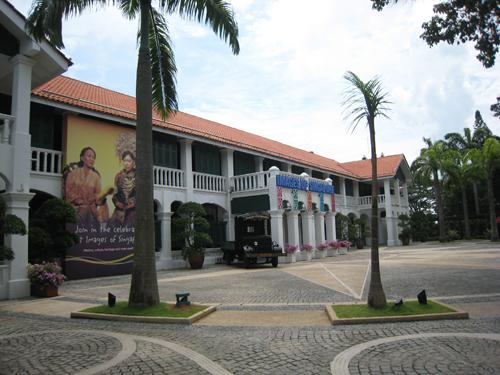 20070917 聖淘沙-新加坡蠟人館