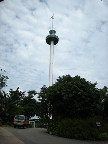 20070917 聖淘沙-Sky Tower