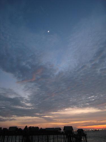 20070917 聖淘沙海之頌-夕照