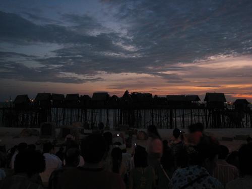 20070917 聖淘沙海之頌-舞台
