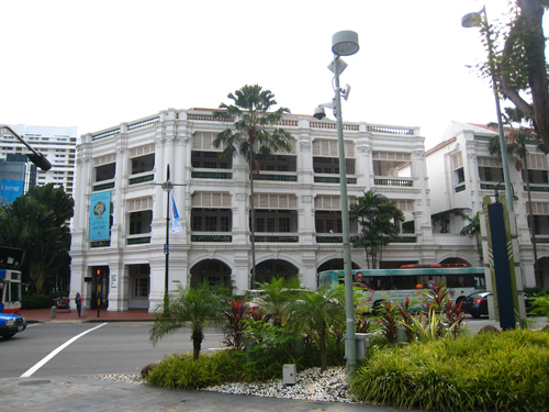 20070918 萊佛仕酒店