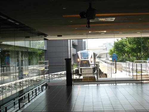 20070918 樟宜機場-Skytrain