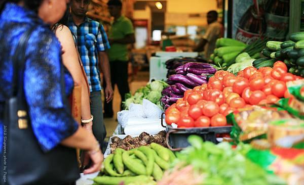 小印度市場