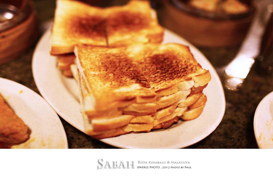 據說是必點的 Kaya toast