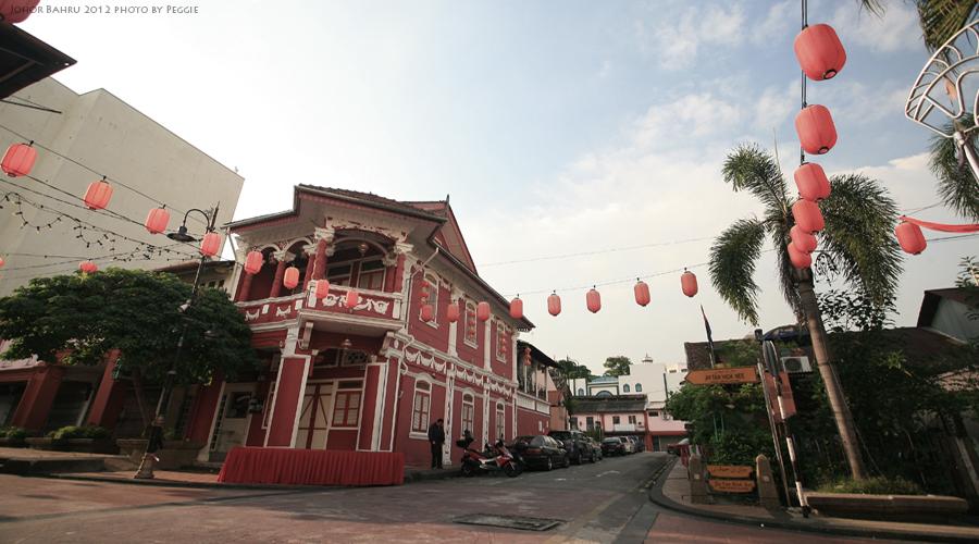 Jalan Tan Hiok Nee