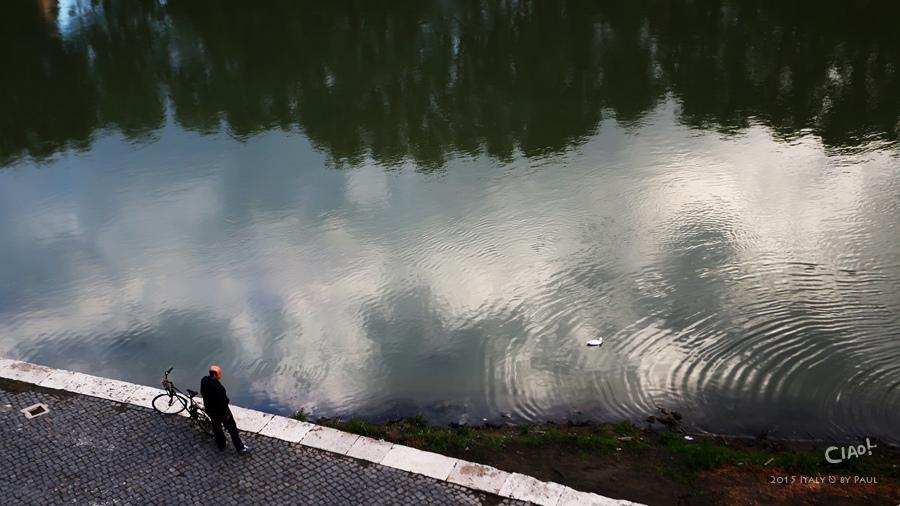 台伯河 Tevere