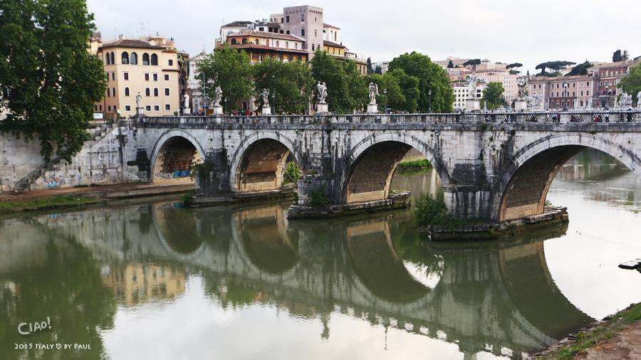 聖天使橋 Ponte Sant'Angelo