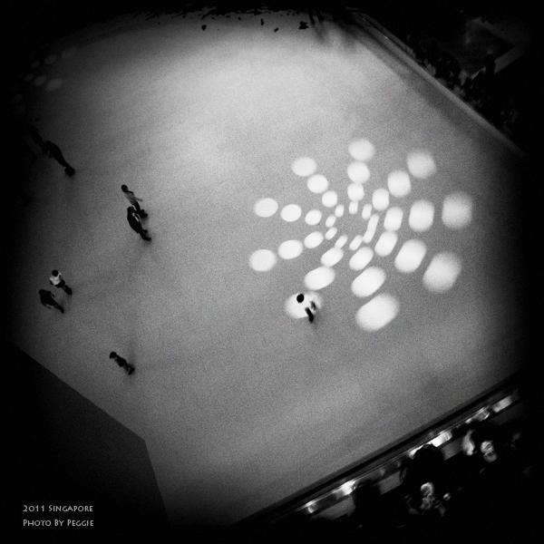 【Daily by iPhone 4】Marina Bay Sands Skating Rink