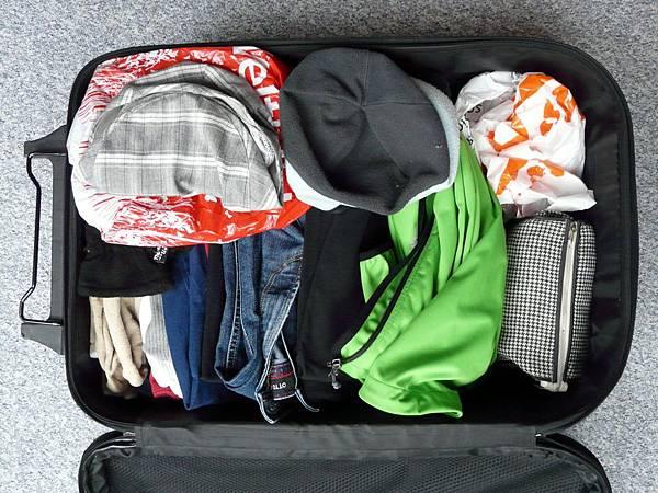 2020必備行李清單